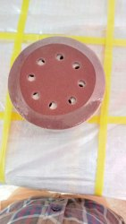 Velcro Disc 4 Inch