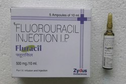 Fluracil 500 Mg (Fluorouracil Injection)