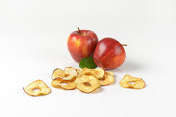 Dried Apple Chips