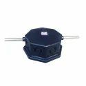 Plastic Electric Pvc Fan Box