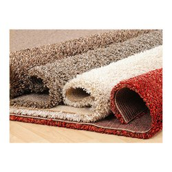 Optional Plain Shag Floor Carpet, Packaging Type: Roll, Size/Dimension: 6 X 4 feet