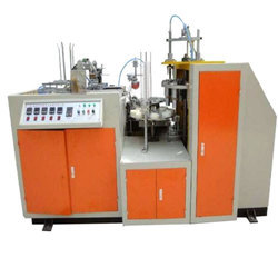 Heavy Duty Cup Making Machine