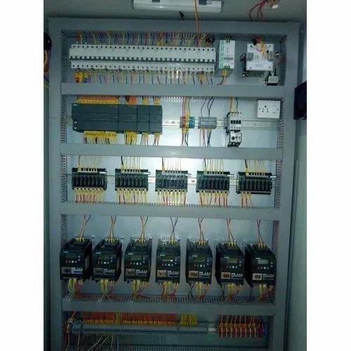 PLC Control Panel Manufacturing Service