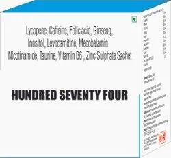 Lycopene Caffeine Folic Acid Ginseng Inositol Levocarnitine Mecobalamin Nicotinamide Taurine Vit B6