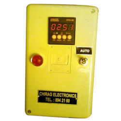 Automatic Light Switching Control Panel