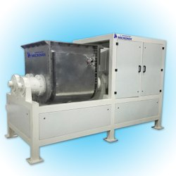 1-3 HP Sigma Mixer, for Liquid with Suspended Solids