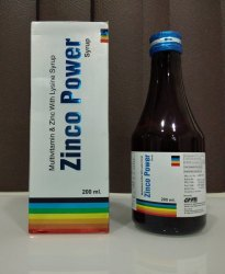 Zinco Power Syrup