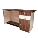 2.6 Feet Wooden Office Table