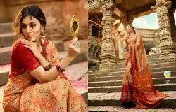 Vinay Fashion Sheesha Starwalk Vol 45 Silk Georgette Sarees