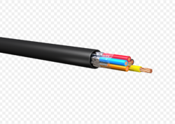PVC Control cable