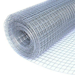 Stainless Steel Wire Mesh, Material Grade: SS304, Size: 25-50 Meter