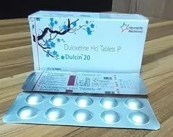Duloxetine 20 mg Tablet