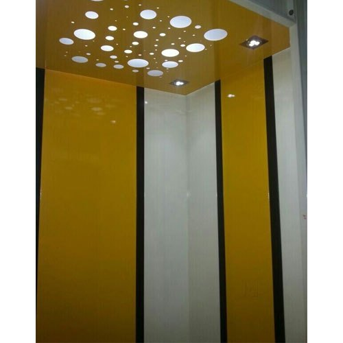 MS Powder Coating Cabin