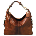 Ladies Brown Leather Purse
