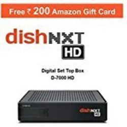 Dishtv Nxt HD Recorder Set Top Box - Jio Fiber, Mohali | ID: 19548256112
