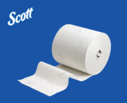 Scott Essential Rolled Hand Towel