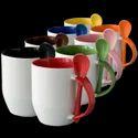 Sublimation Spoon Mug