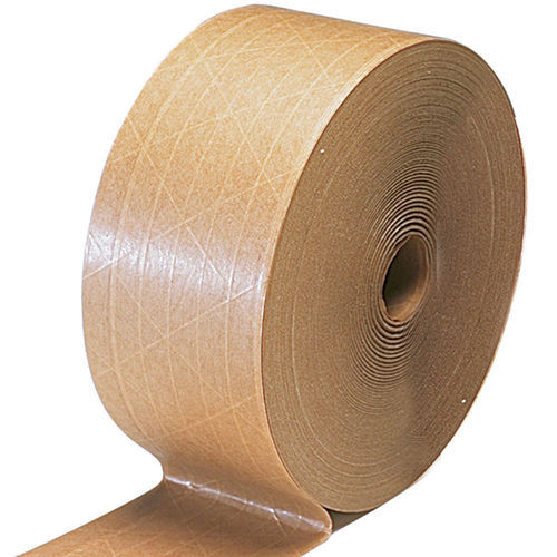 3M 3 Inch, 0.1 mm Water Activated Paper Tape