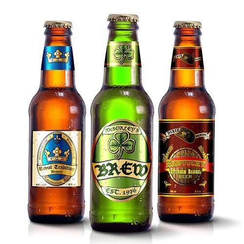 Beer Bottle Labels