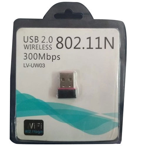 802.11n USB Wireless Card Driver