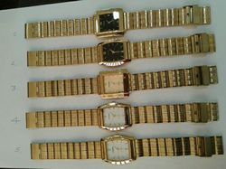 Golden Pair Watch