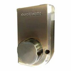Stainless Steel Door Lock, , Golden