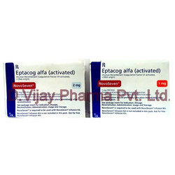 Novoseven 1 and 2 mg Injection