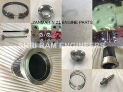 YANMAR N-21 MARINE ENGINE PARTS
