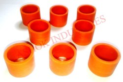 Cicrcular Red FRP Spacer