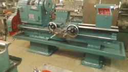 Extra Heavy Duty All Gear Lathe Machine