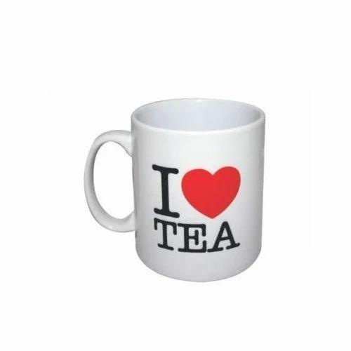 Sublimation White Tea Mug