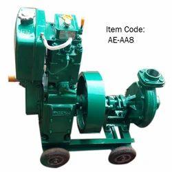 1500 RPM Diesel Engine Pump Set, 2 HP, Water Cooled