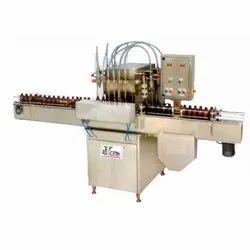 Shampoo Filling Machines