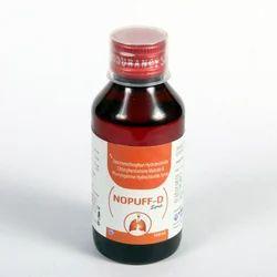 Nopuff-D Syrup