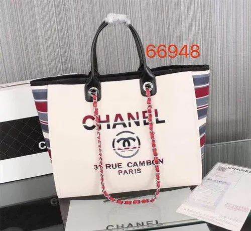 b2699dc9332196 Chanel Canvas Tote Bag, Canvas Tote - Vishnu Traders, Mohali | ID ...