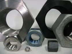 Stainless Steel Round Industrial Nuts