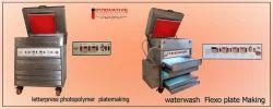 2.84 Mm Flexo Photopolymer Plate Making Machine