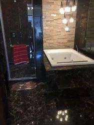 Decent Italian Marble Flooring Service