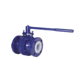 PTFE Lined Plug Valve, Size: 25 Nb To 80 Nb