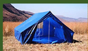 Dust Proof Refugee Tent