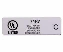 UL Certified / Approved / Recognized Labels