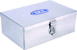 Silver Stainless Steel Boxes, For Home