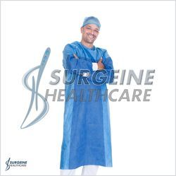 Full Reinforced Disposable Gown