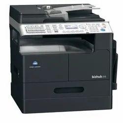 Konica Minolta Bizhub 215/195 Multifunction Printer