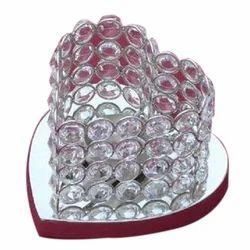 Crystal Handicraft Items, Size: 7 Inch