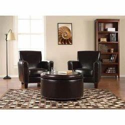 Luxury High Back Sofa Chair