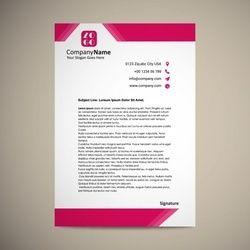 Latterhead Printing Services[