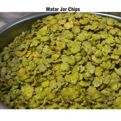 Chandra Vilas Matar Jor Chips, Packaging Size: 400 Gm, Packaging Type: Packet