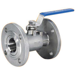 Single Piece Ball Valves