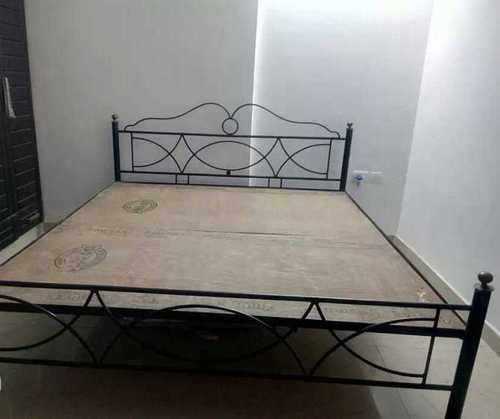 provide from iron wrought product new bed metal of single
